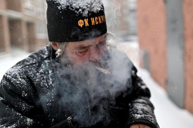 Smoking Among the Homeless